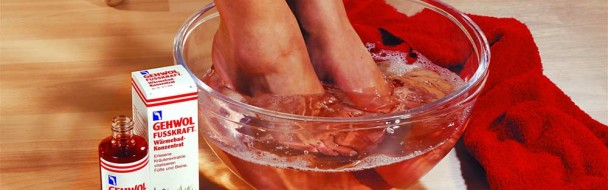 Средства по уходу за ногами «Gehwol»