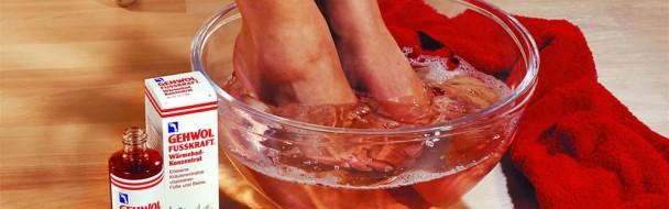 «Gehwol» – средства по уходу за ногами
